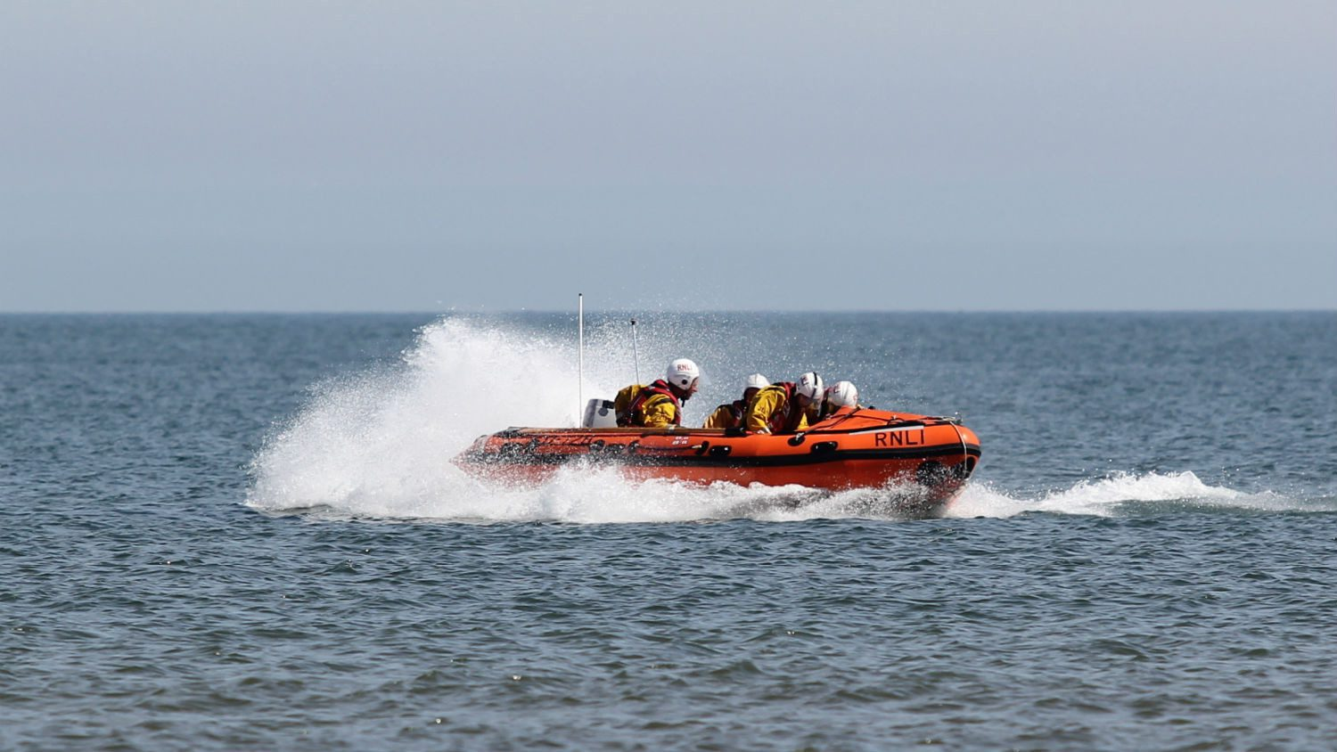new inshore lifeboat