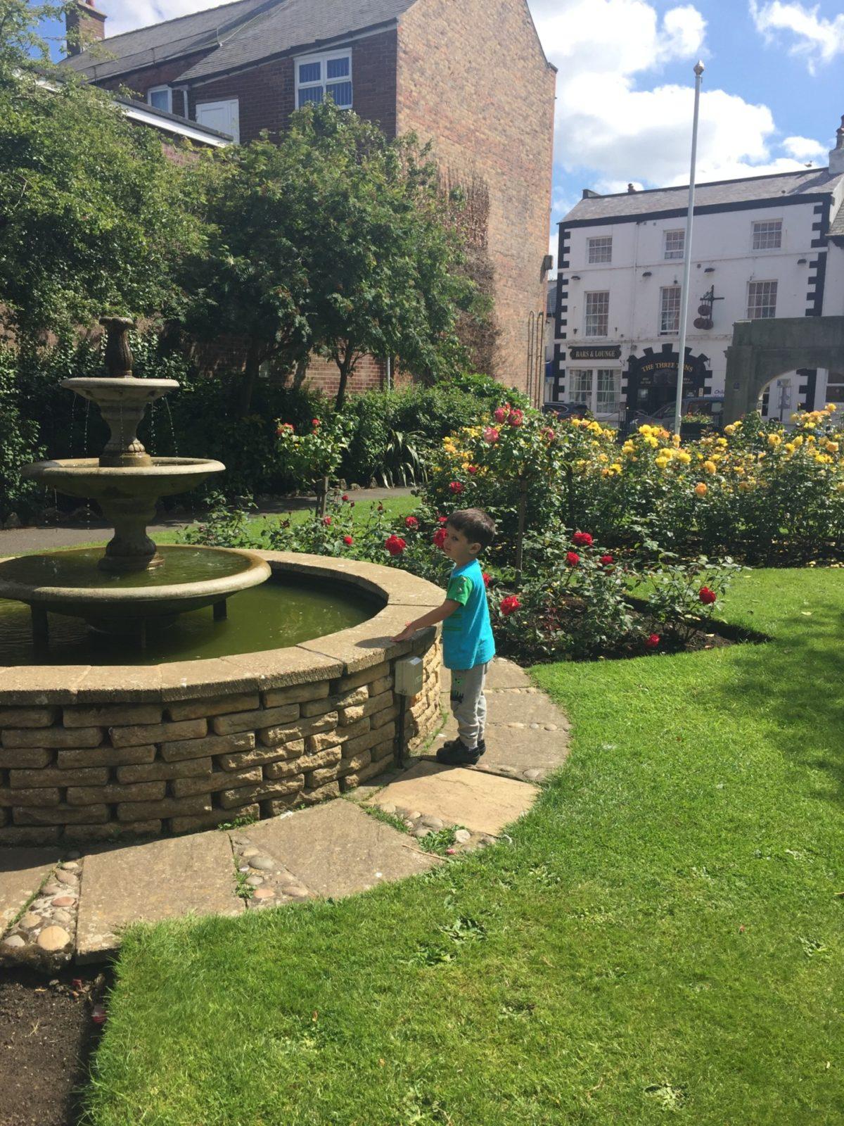 Attractions Memorial Garden