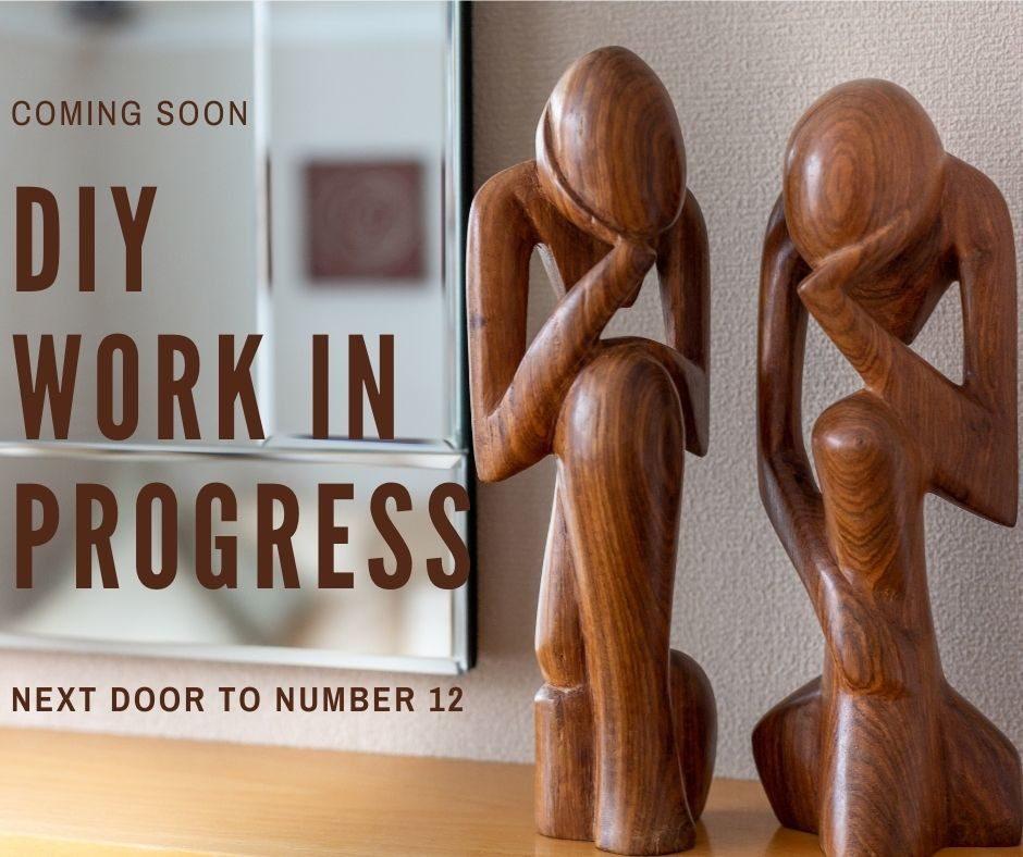 DIY WORK IN PROGRESS